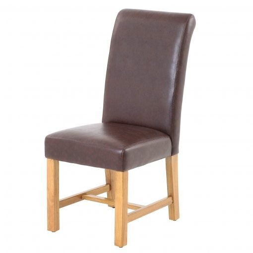 Harrison Brown PU Chair