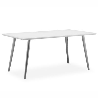 Rimini Matt White Table