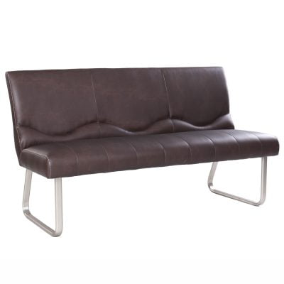 Terrano Bench Vintage Brown