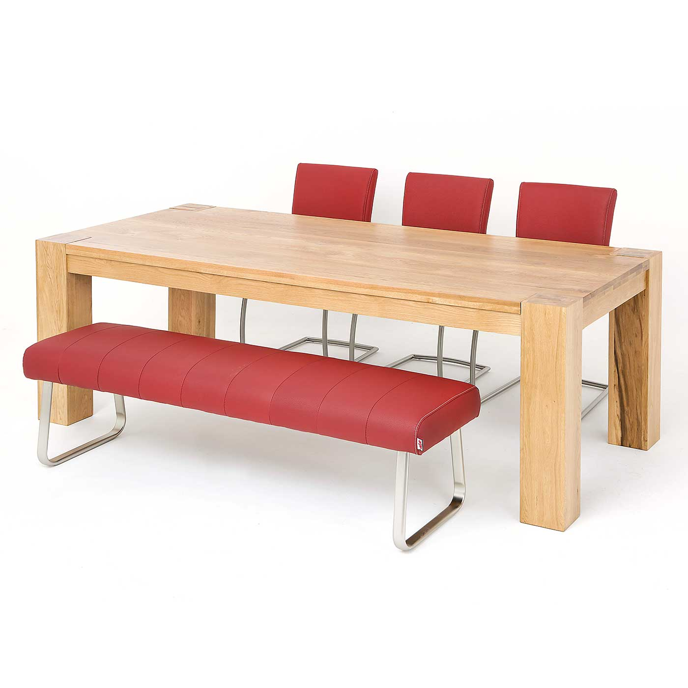 Lincoln Table Terrano Red
